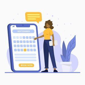 Desk-booking-through-mobile-app
