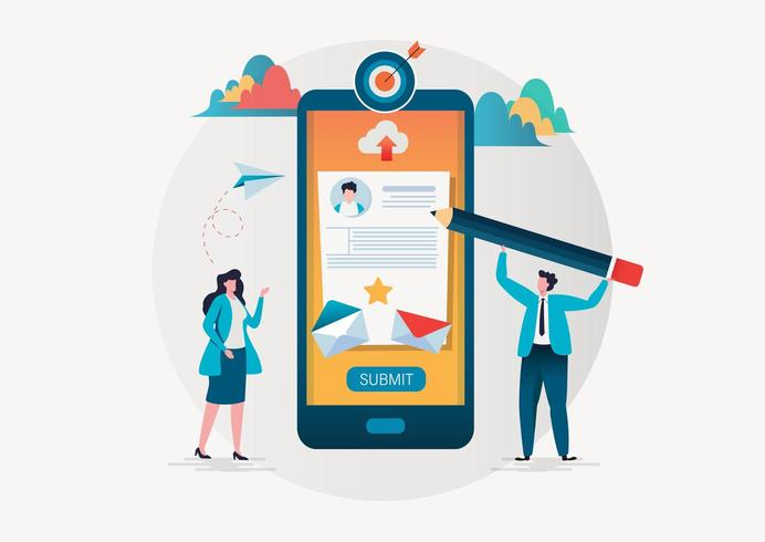 Employee declaration & feedback management